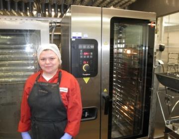 Lunden Food OÜ tootmises Convotherm C4 ja muud seadmed, Tallinn 2015