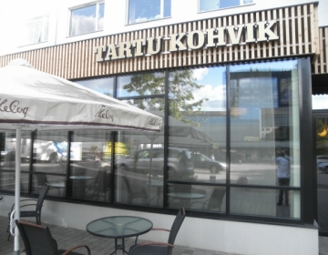 Tartu Hotelli uus C4 CONVOTHERM, Tartu 2015