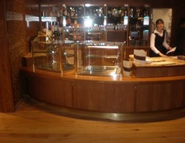 Cafe Nobel, Lõunakeskus Tartu 2009