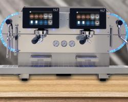 HLF – kohvimasinad, mis viivad inimese reisile uue ajastu tehnoloogiaga!